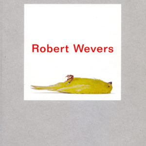 """Robert Wevers"", publication, 2003"
